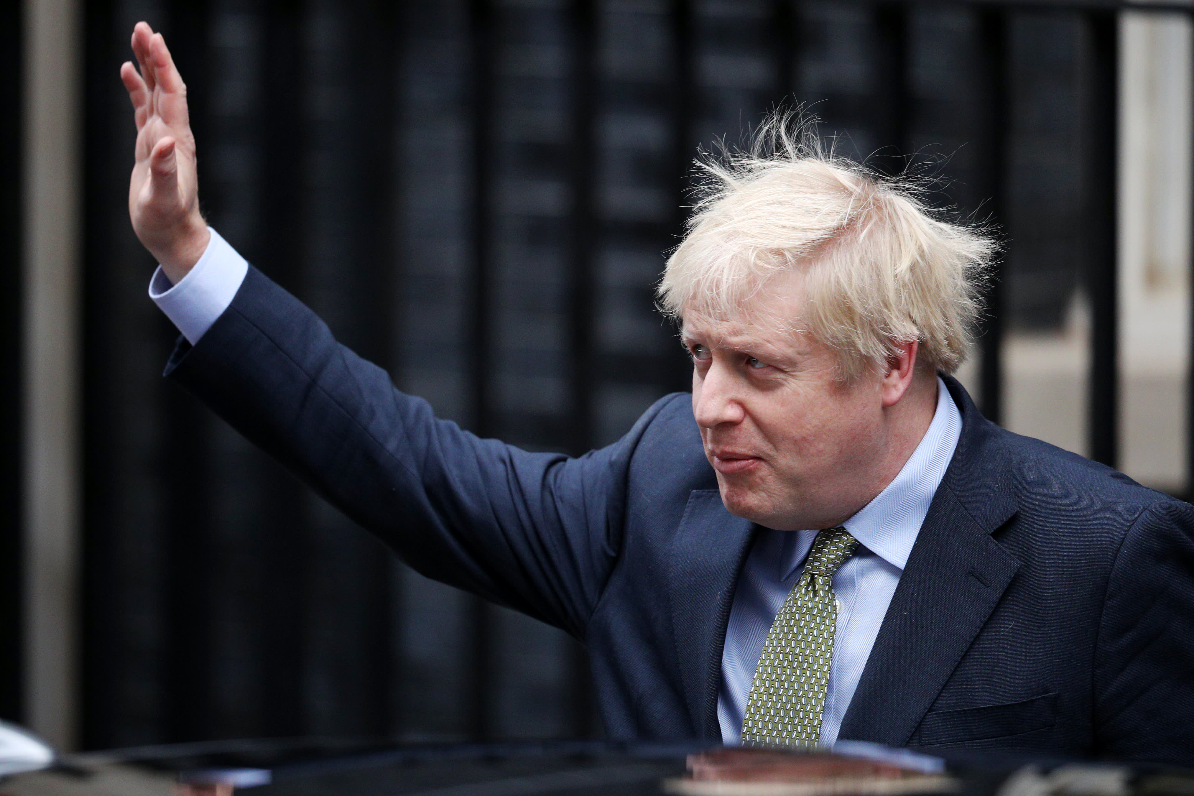 Three words that got Boris Johnson the UK election victory he craved