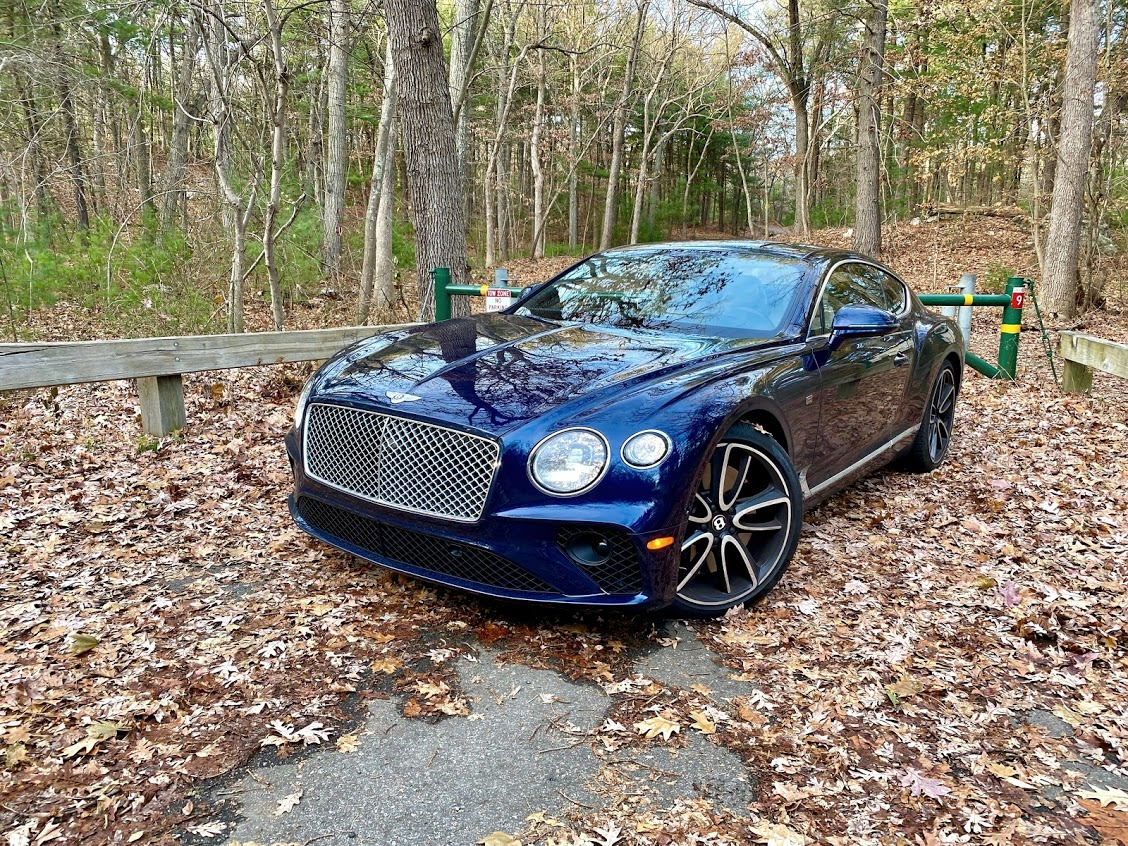Review Bentley S 2020 Continental Gt First Edition Is As Good As Luxury Can Get