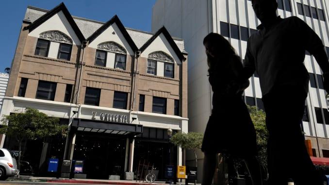 GP: Z Gallerie in Orange County