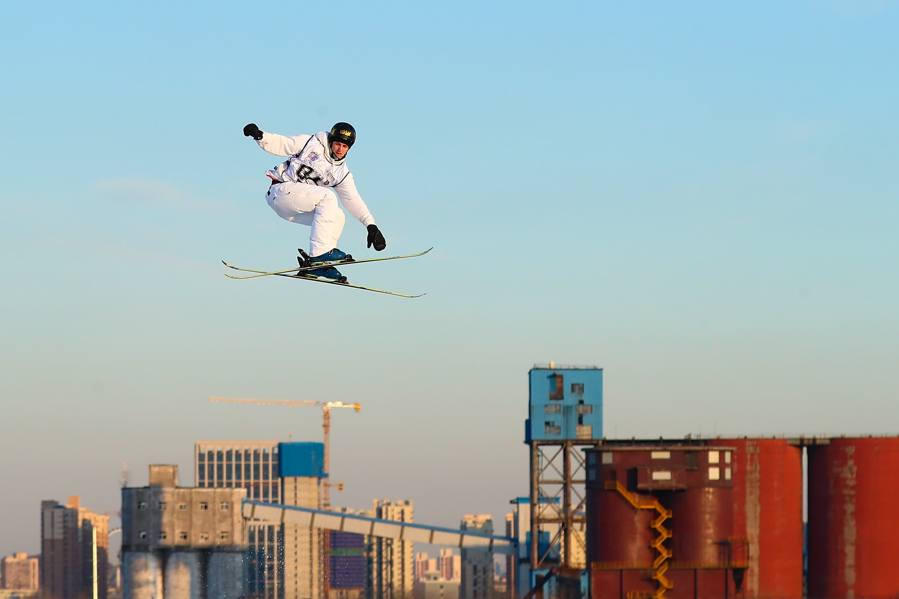 China pours billions into infrastructure and talent as it readies for the 2022 Winter Olympics