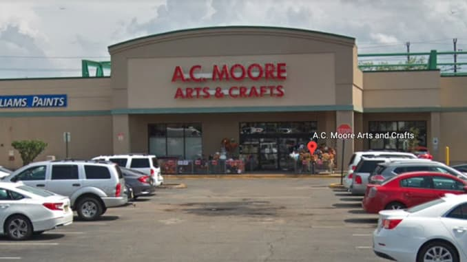 H/O: A.C. Moore Arts and Crafts store Clifton, N.J.