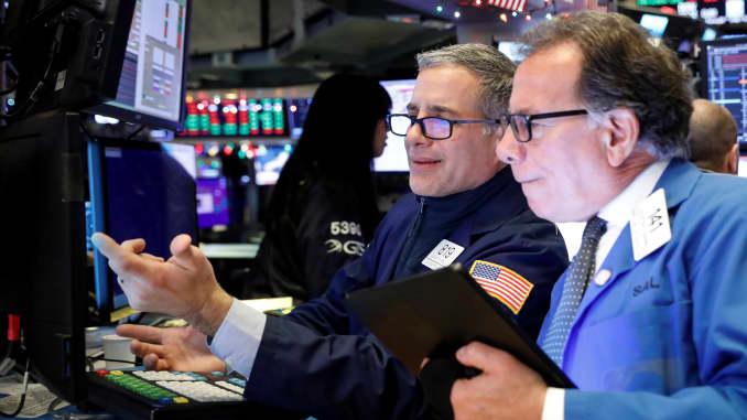 RT: NYSE traders