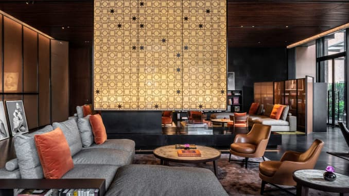 HANDOUT: Bulgari Hotel Shanghai