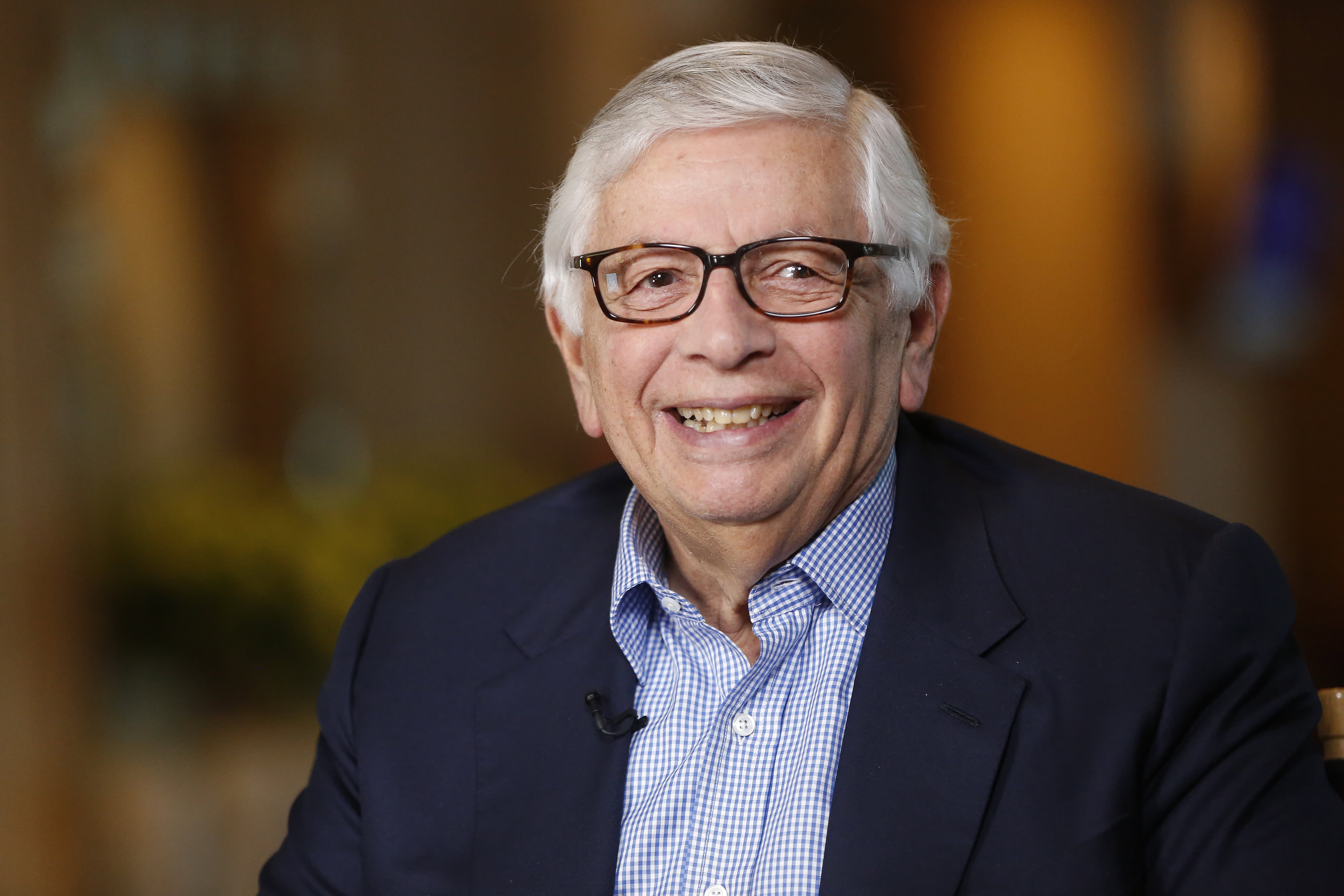 Former NBA commissioner David Stern is in serious condition after surgery for a brain hemorrhage