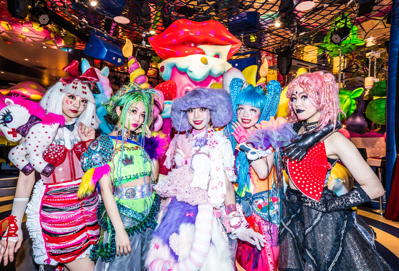 How to snag a table at the craziest cafe in Tokyo's Harajuku