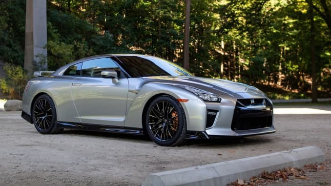 The 2020 Nissan GT-R