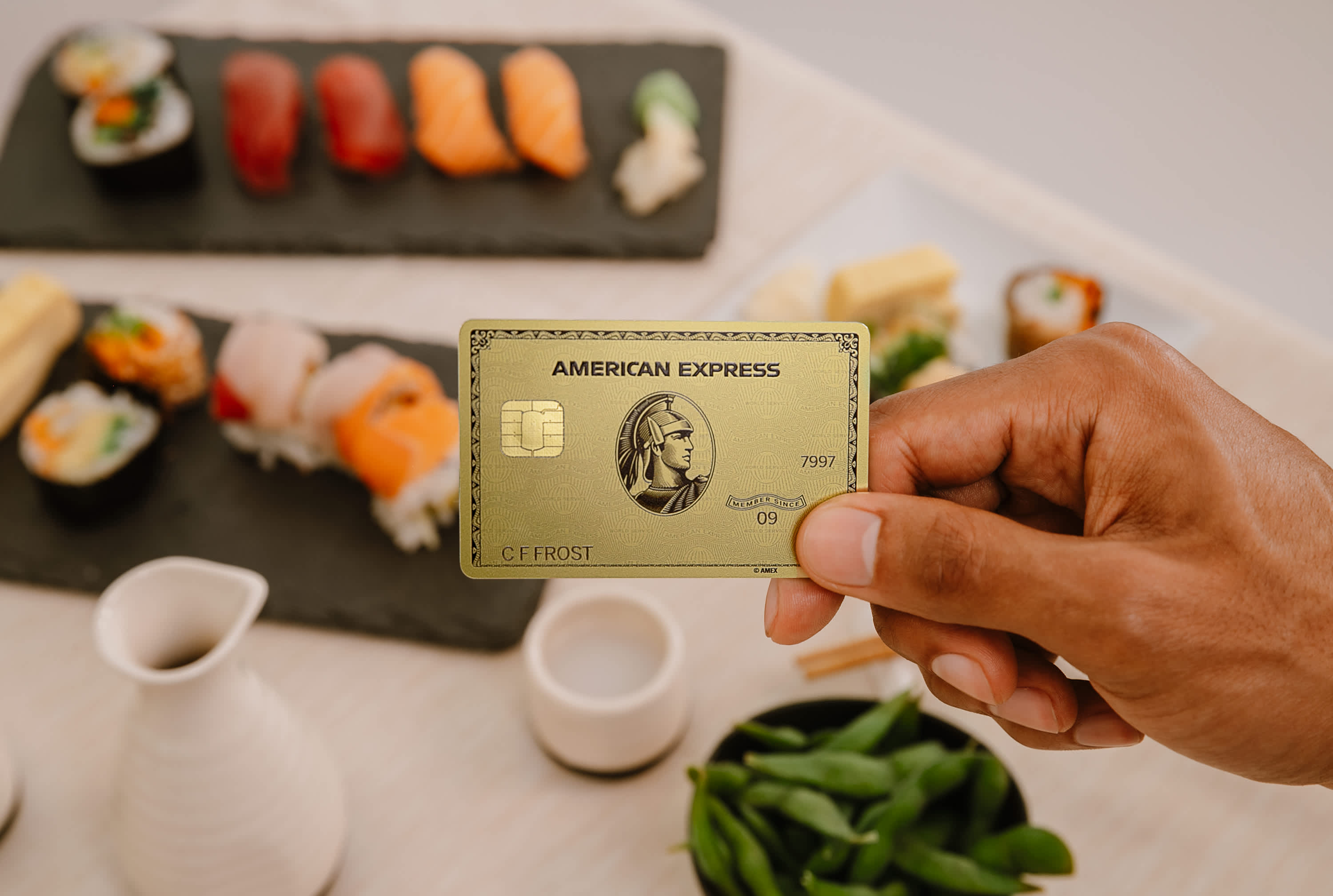How to save over $350 on vacation by paying with the Amex Gold Card