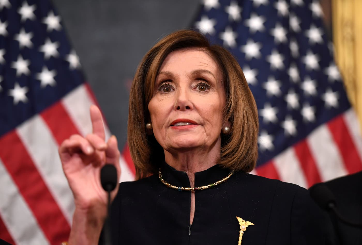Pelosi's best move might be to keep impeachment in her pocket and not send it to the Senate