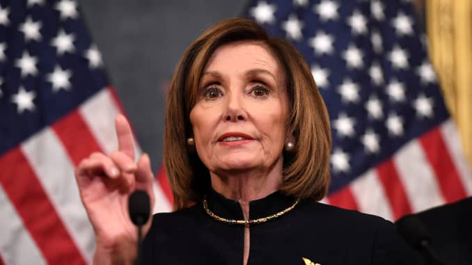 Image result for FACT CHECK: Pelosi Says 'If Impeachment Fails, I Will Resign Immediately'