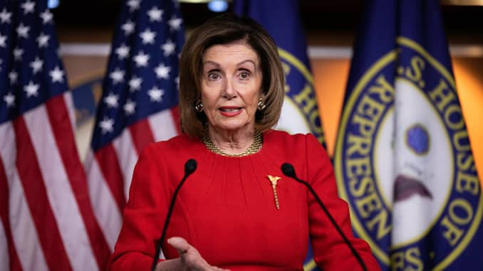 GP: Nancy Pelosi Weekly Press Conference