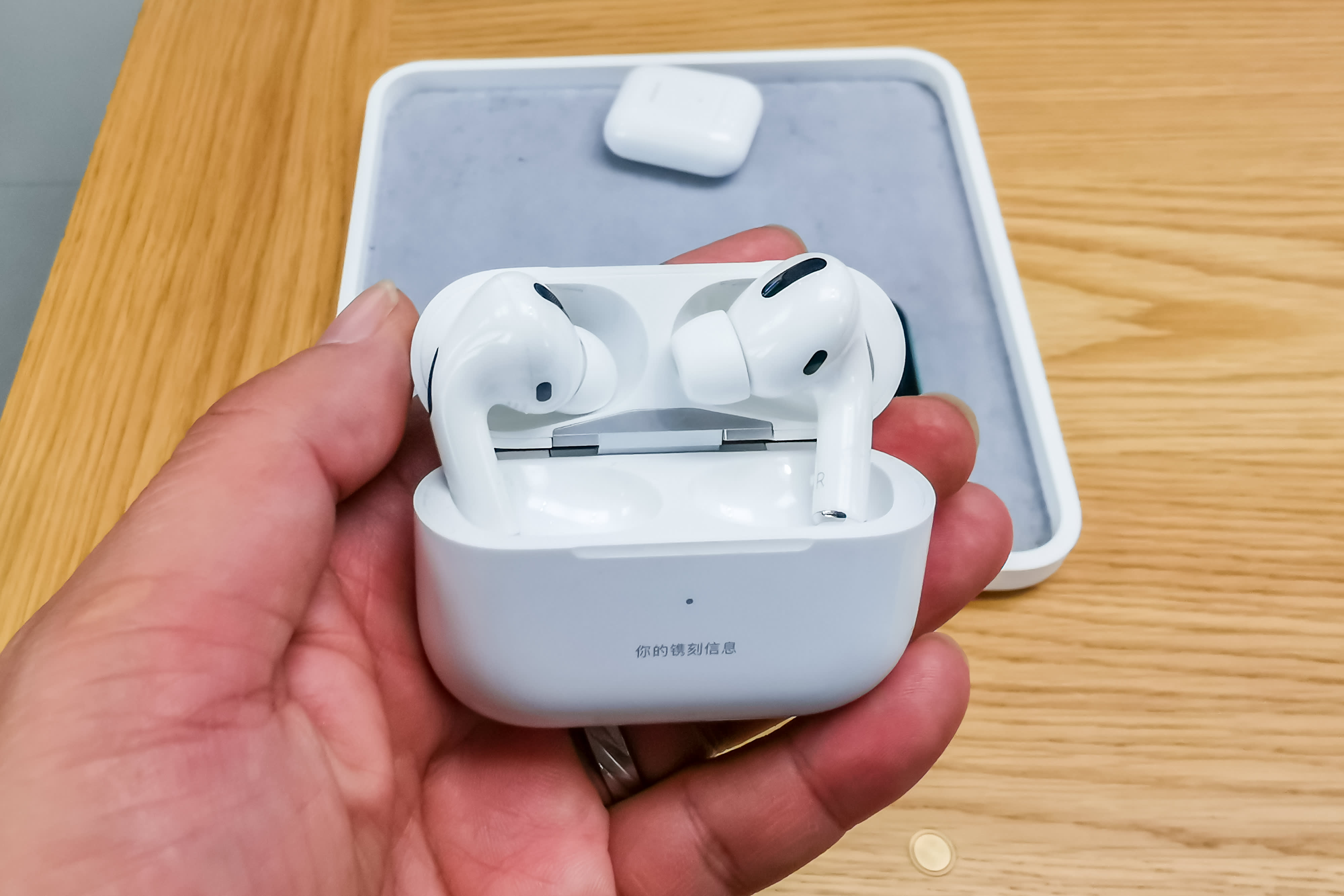 Airpods Pro Static Issues Apple Confirms Sound Problem Will Replace Free