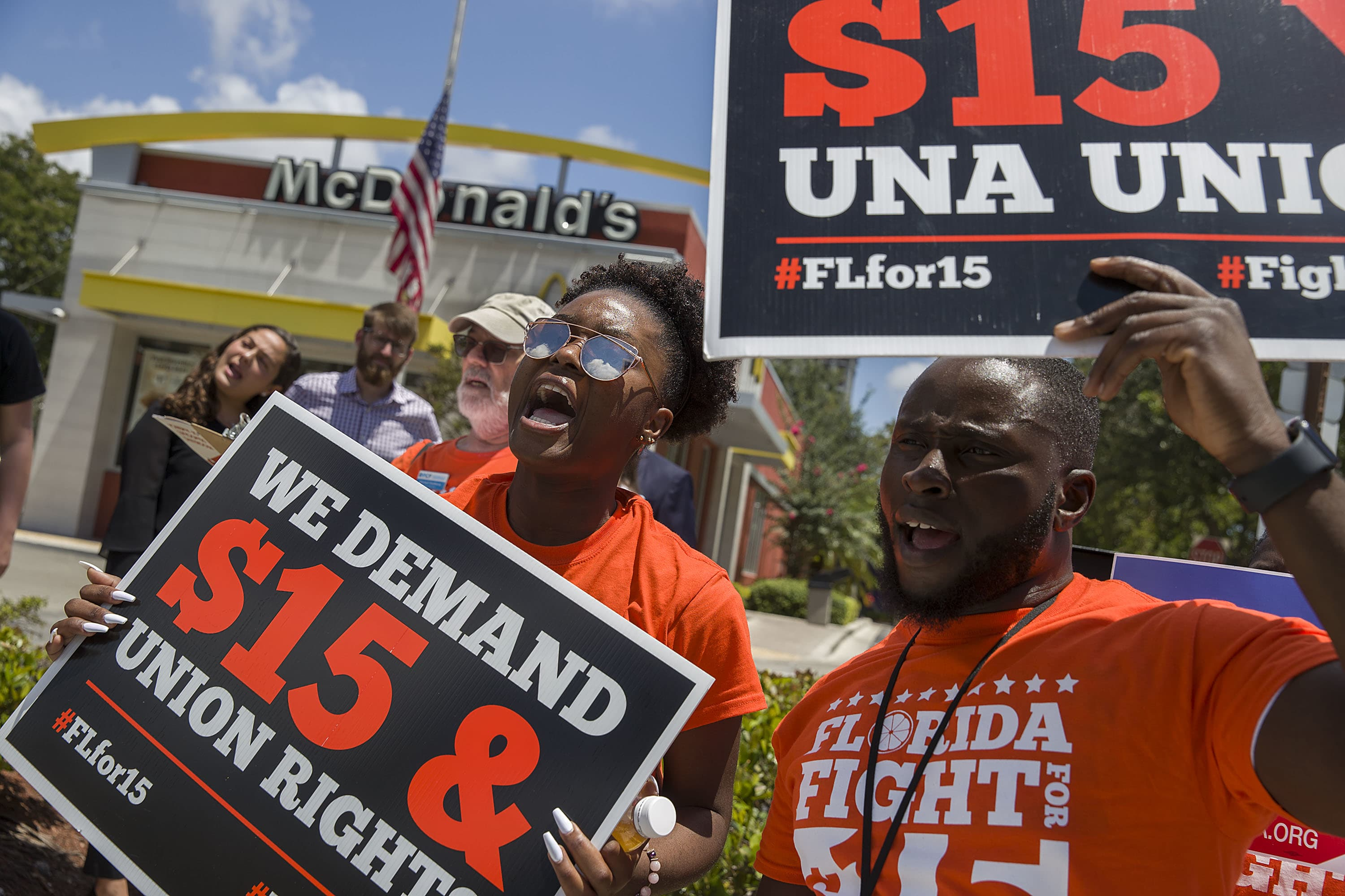 While the U.S. may be closer than ever to a $15 federal minimum wage, the idea still faces stiff opposition