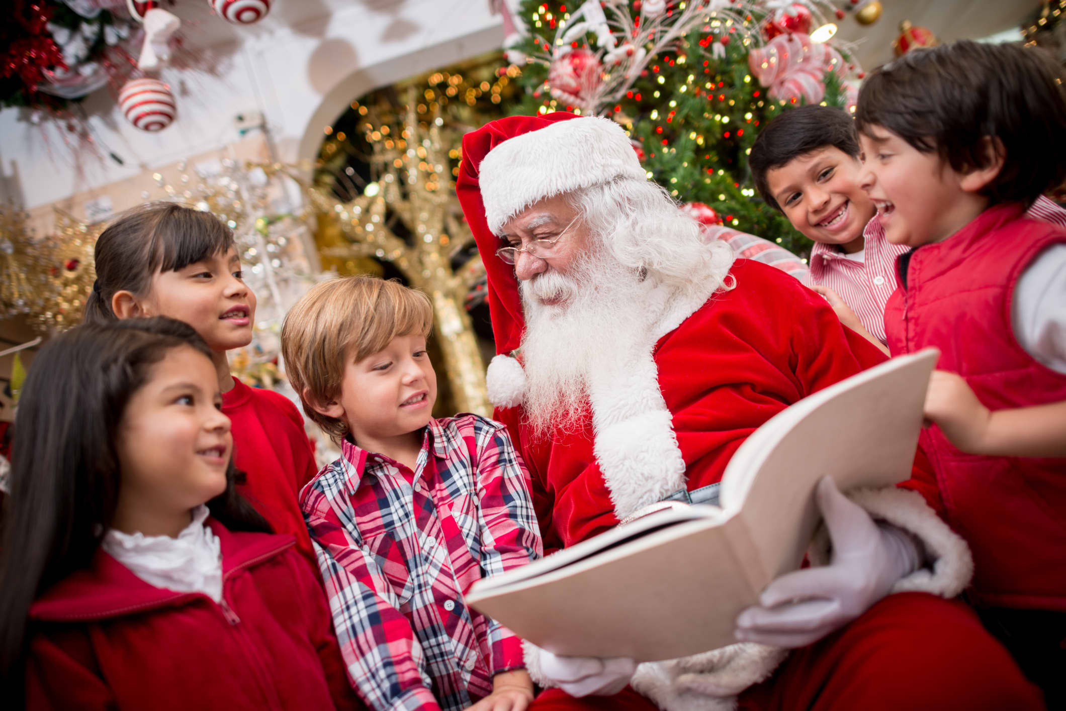 Santa's pay takes a hit this year