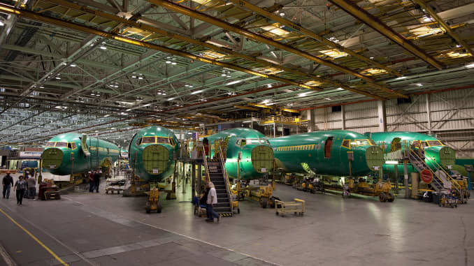 GP: Boeing Profit Tops Estimate As Margins Improve