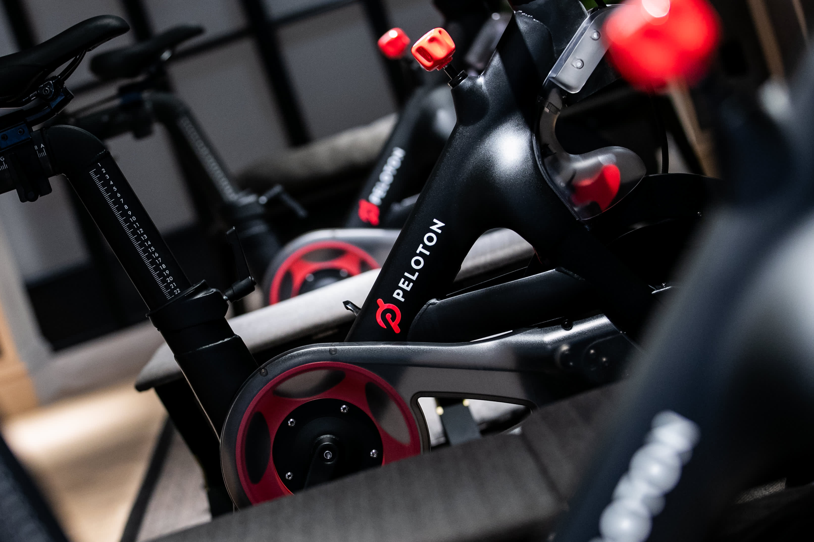 Peloton could run as much as 26% by March, trader bets