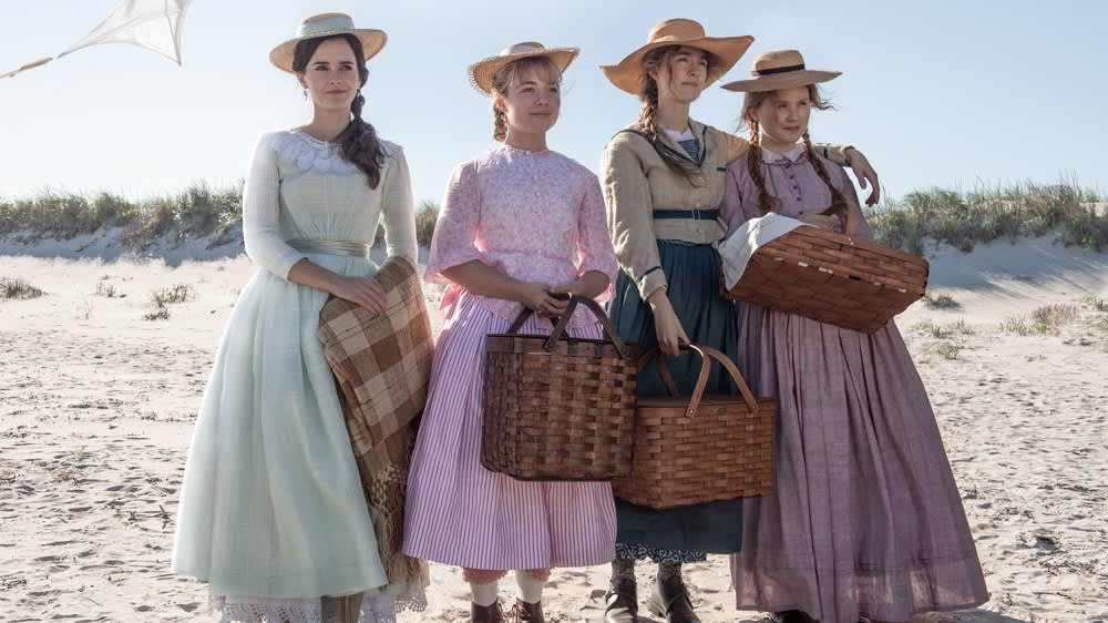 'Little Women' and '1917' should cash in at the box office from Oscar nod