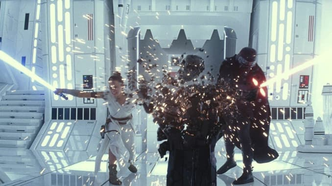 H/O: Star Wars The Rise of Skywalker still