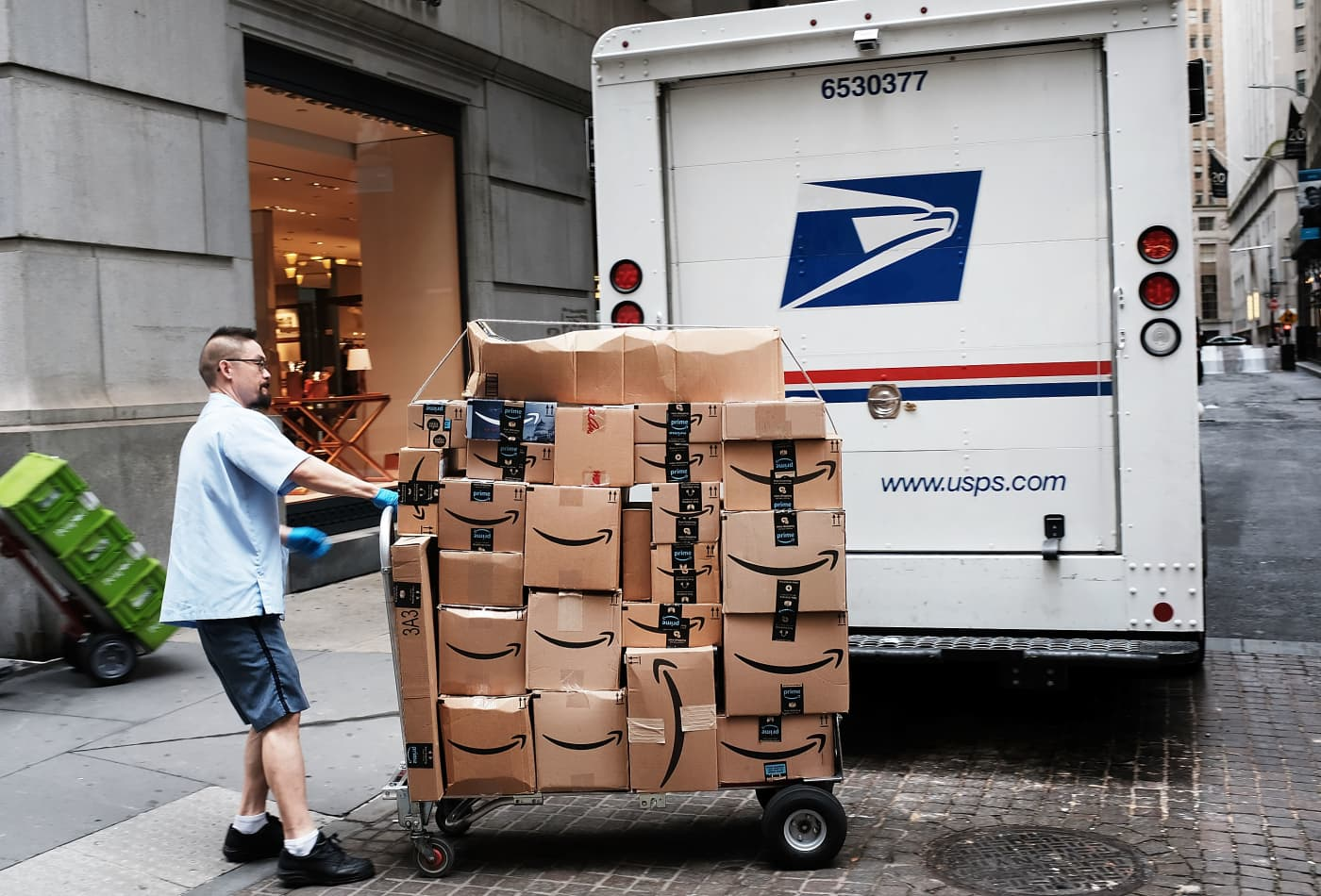 Millennials trust USPS more than Amazon: Morning Consult study