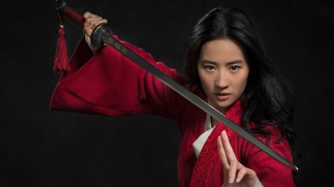 """Liu Yifei stars a Fa Mulan in Disney's live-action adaptation of """"Mulan."""""""