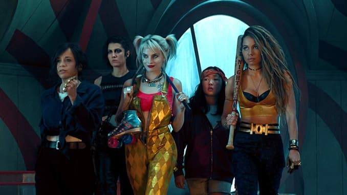 H/O: Birds of Prey movie still