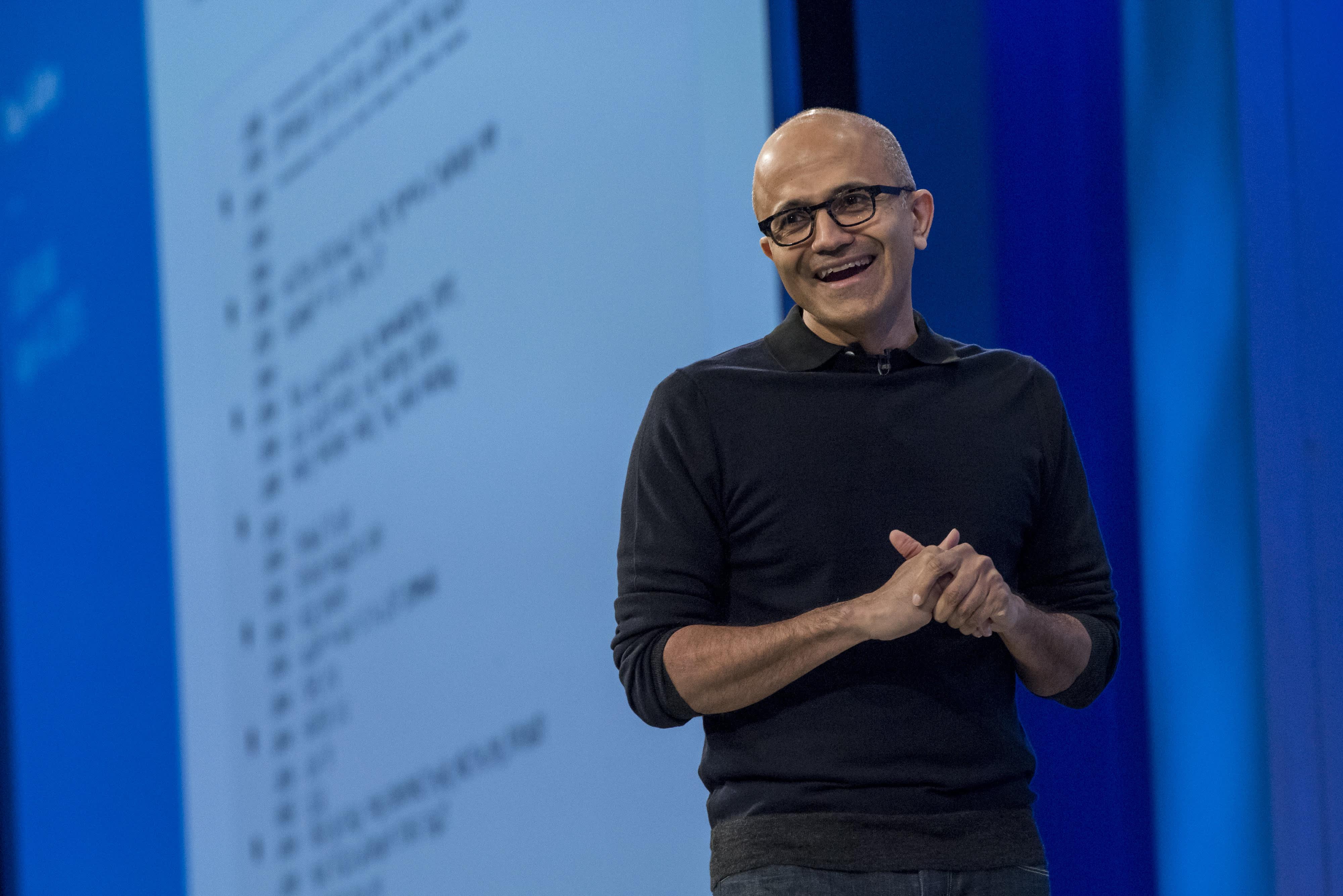 Microsoft CEO Satya Nadella teases big Windows update at Build – CNBC