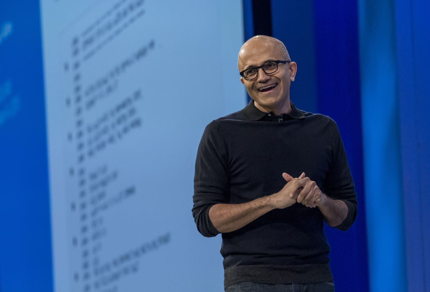 How Microsoft became the market's indispensable stock once again