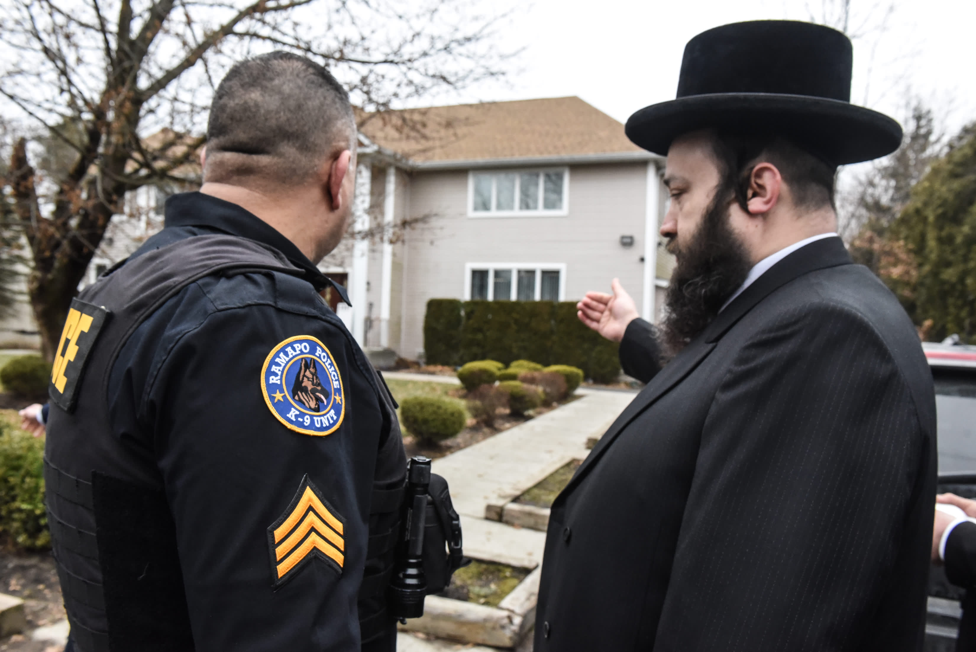 Jewish community grapples with how to stem growing anti-Semitic violence