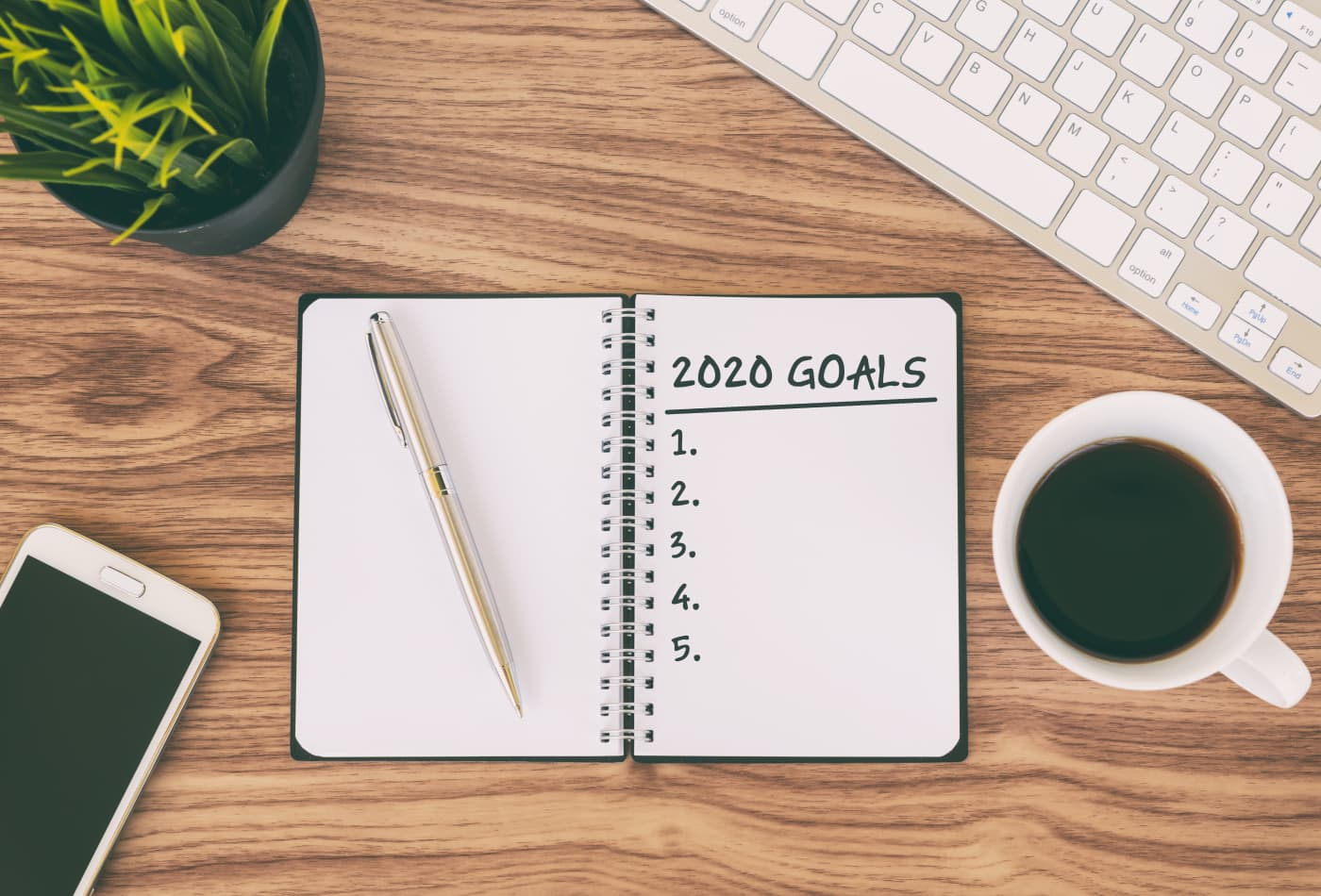 10 financial New Year's resolutions to set now and achieve in 2020