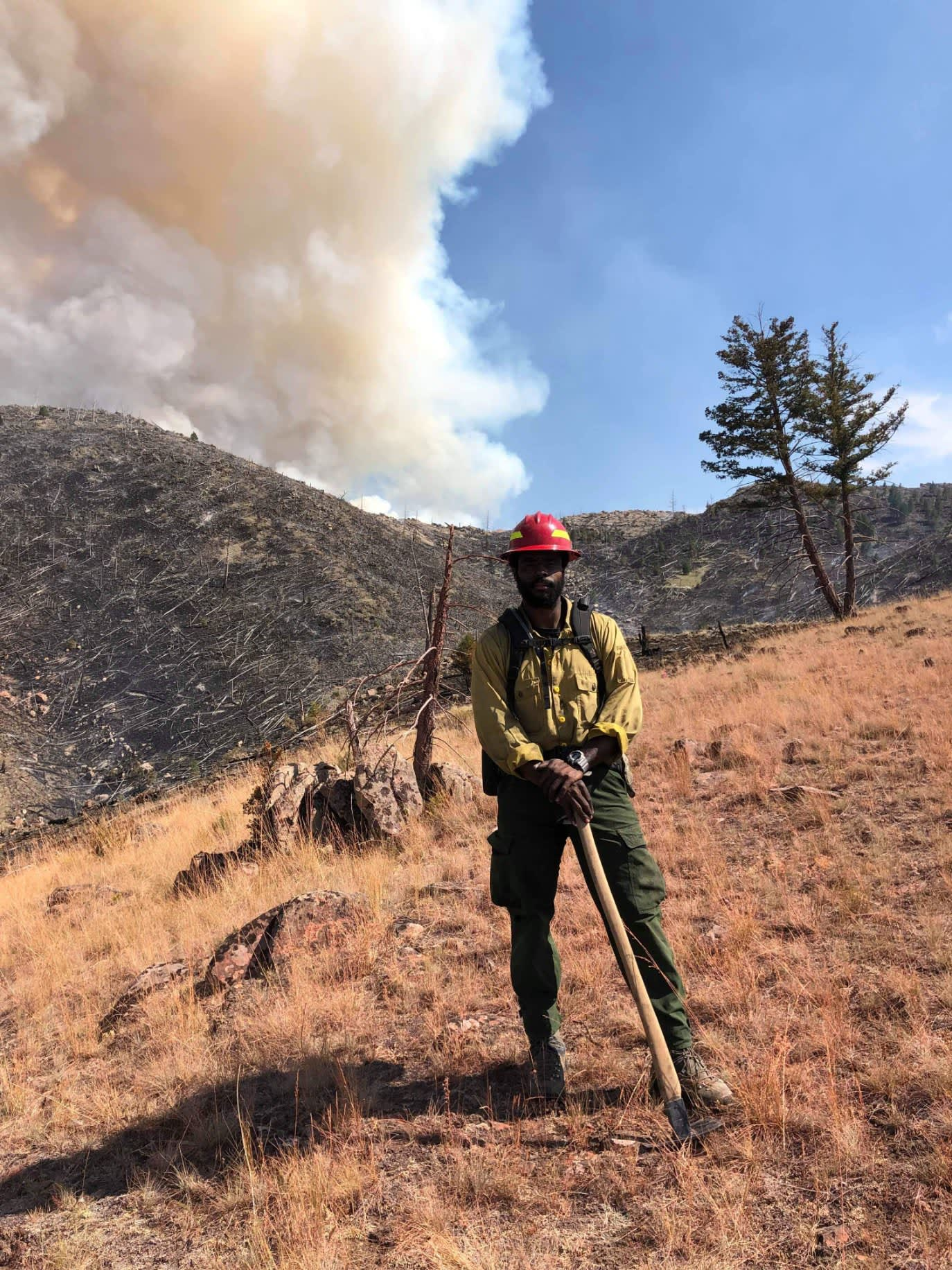 The slowest fire season in years taught this wildland firefighter to create a financial backup plan