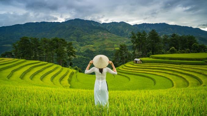 GP: Mu Cang Chai, YenBai, Northern Vietnam 191231