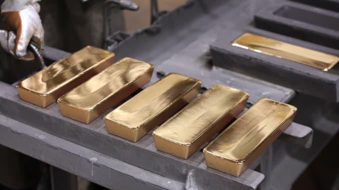 GP: Gold Production At The JSC Krastsvetmet Precious Metals Plant