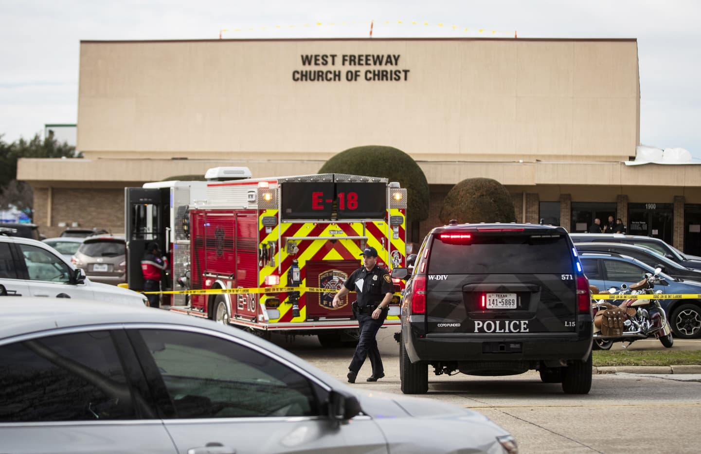 Deadly shooting in Texas becomes a rallying cry for both sides in the gun control debate
