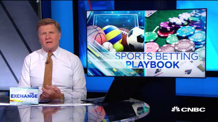 Cnbc sports betting tv show all ireland hurling 2021 betting