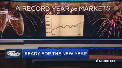 It's been a record year for your money. Now what?