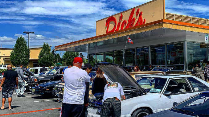 H/O: Dick's Drive-In, Seattle