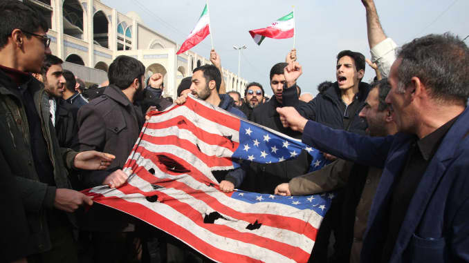 GP: IRAN-IRAQ-POLITICS-UNREST-US