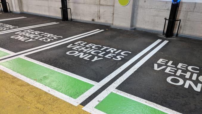 GP: Electric Vehicle Charging UK