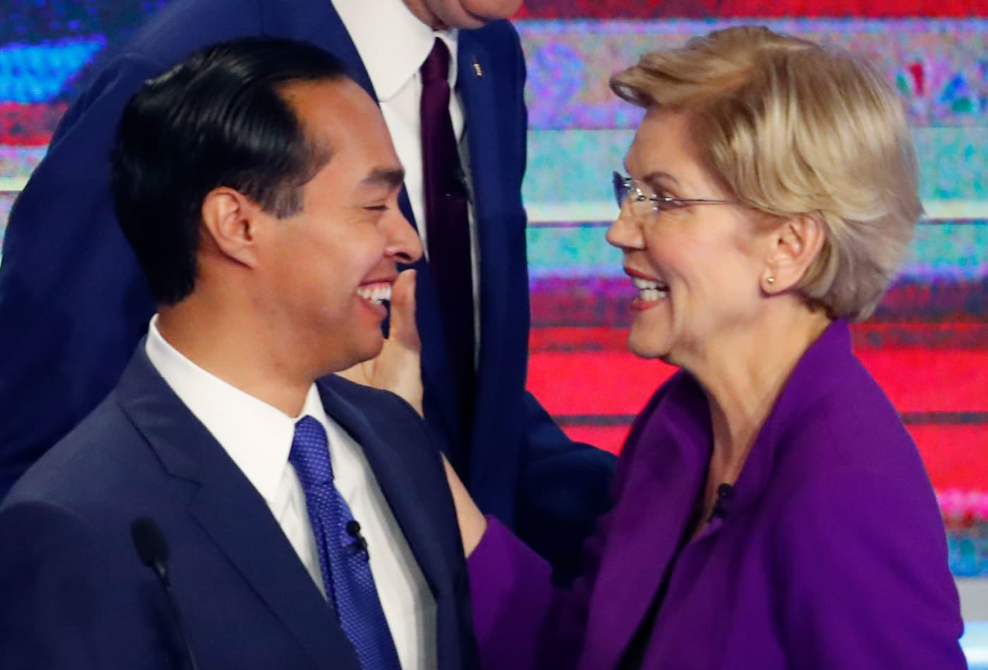 Julian Castro endorses Elizabeth Warren for president days after quitting Democratic primary