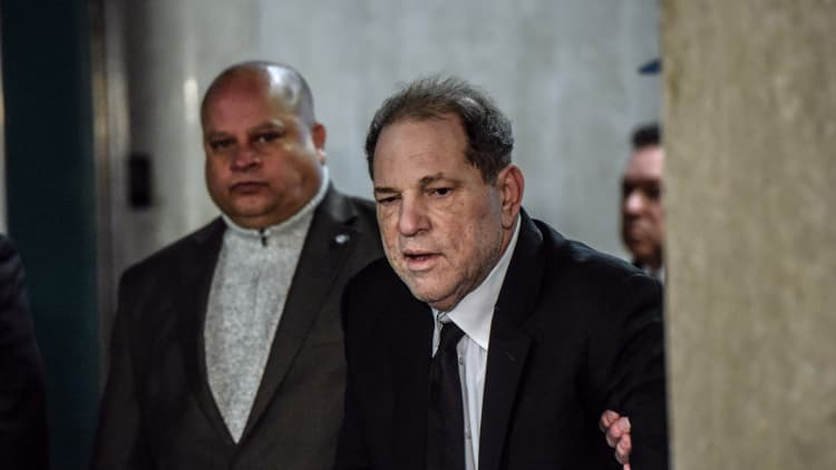Harvey Weinstein Sentenced to 23 Years in Prison
