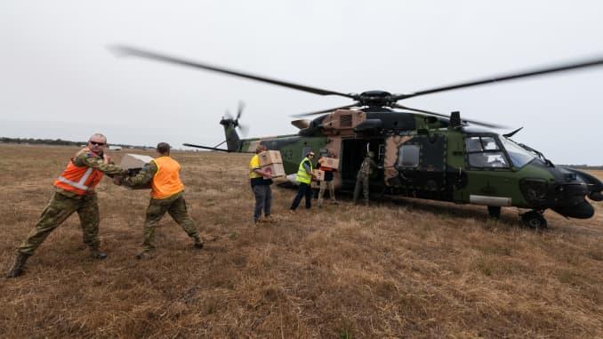 GP: Incendios forestales en Australia: Victoria permanece en alerta de alto incendio forestal luego de devastadores incendios en el este de Gippsland