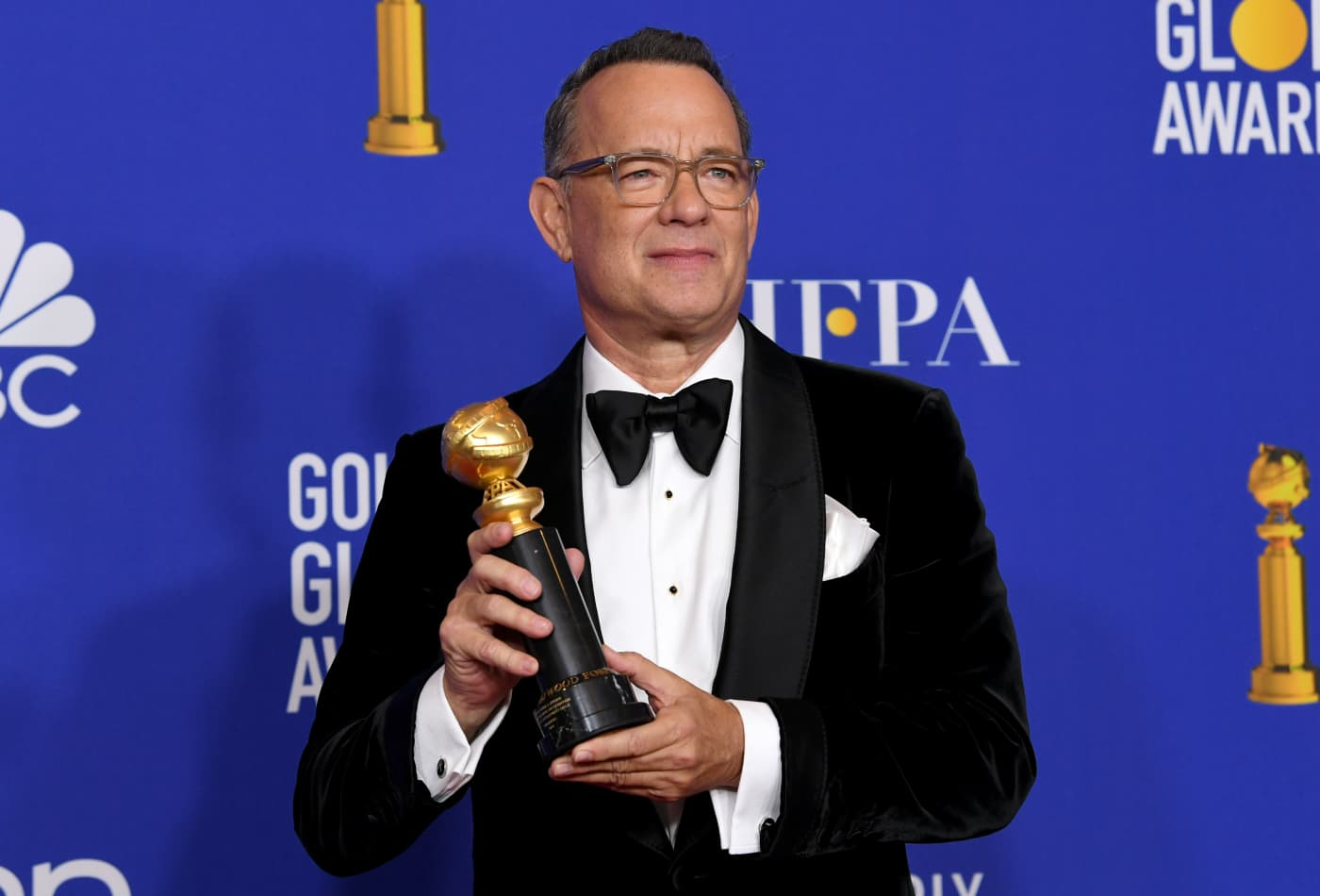 'You're a dope if you don't steal from everybody you've ever worked with,' says Tom Hanks