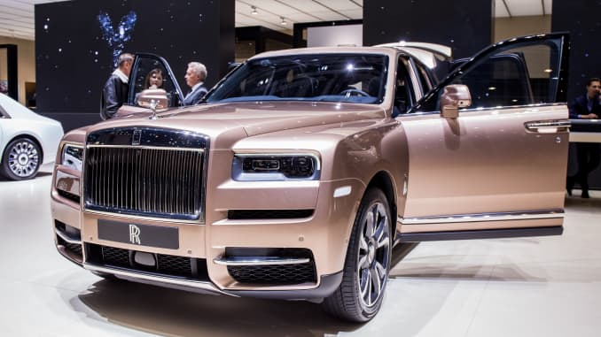 New suv cars 2019