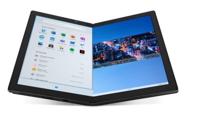 Resultado de imagen para Lenovo ThinkPad X1 Fold