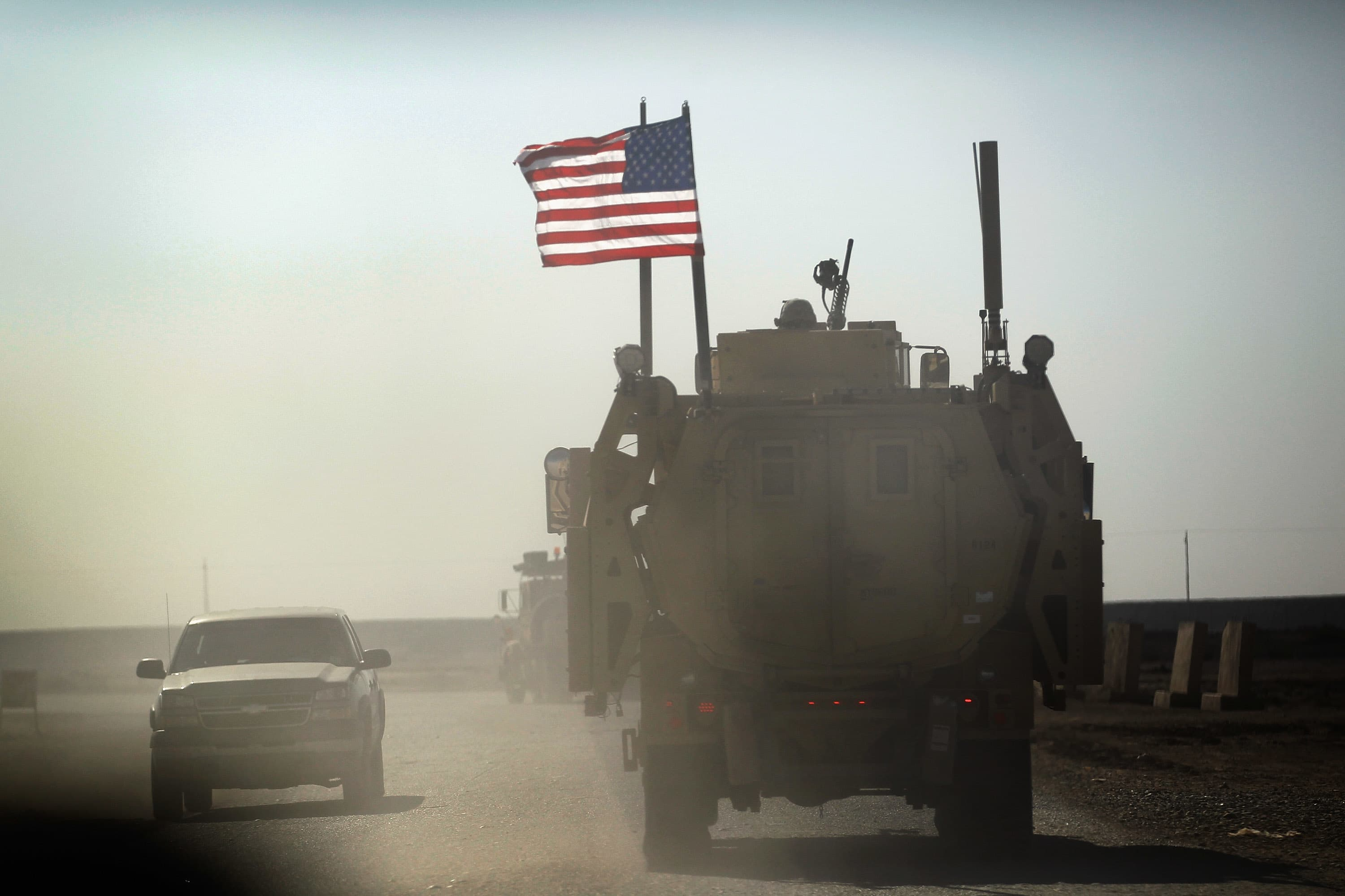 US military says general's letter announcing Iraq withdrawal was a mistake: 'This is not what's happening'