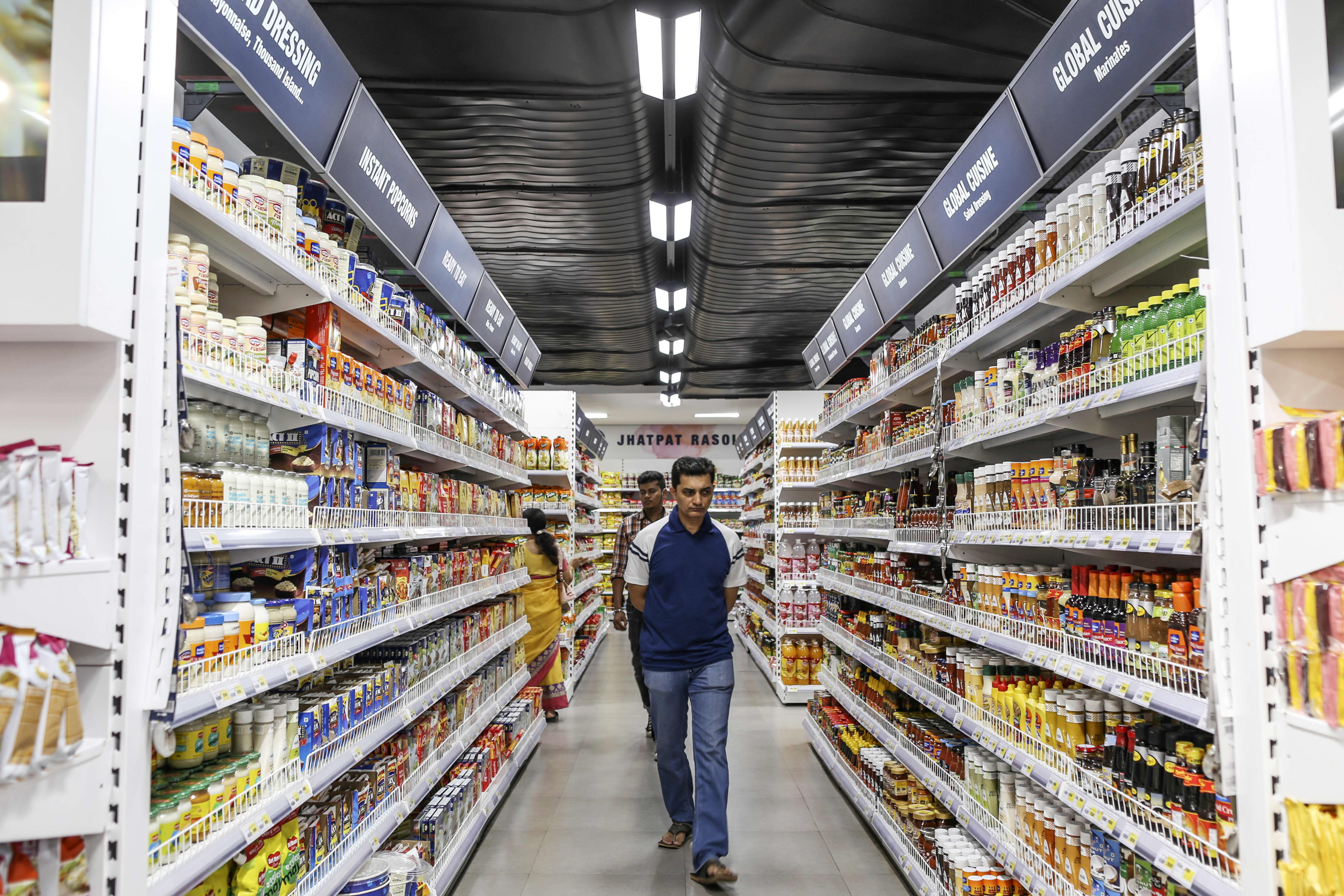 Amazon partners with Future Retail to further its push into the Indian market