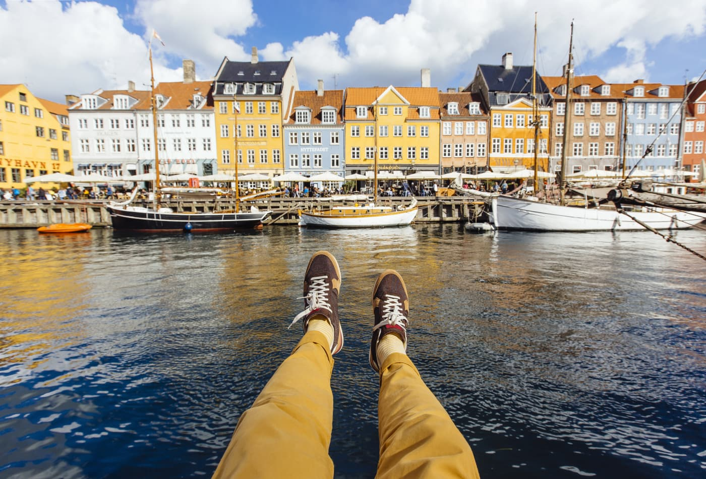 Why Finland and Denmark are the happiest countries in the world