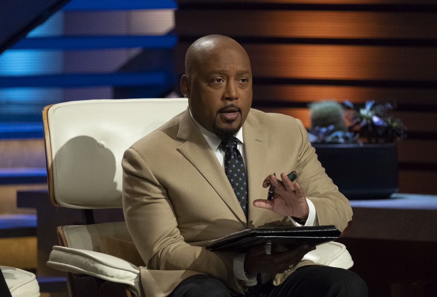 Daymond John started writing down goals at age 16: 'I actually became the man I thought I would be by 30'