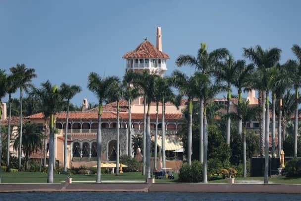 GP: Mar-a-Lago resort 191101