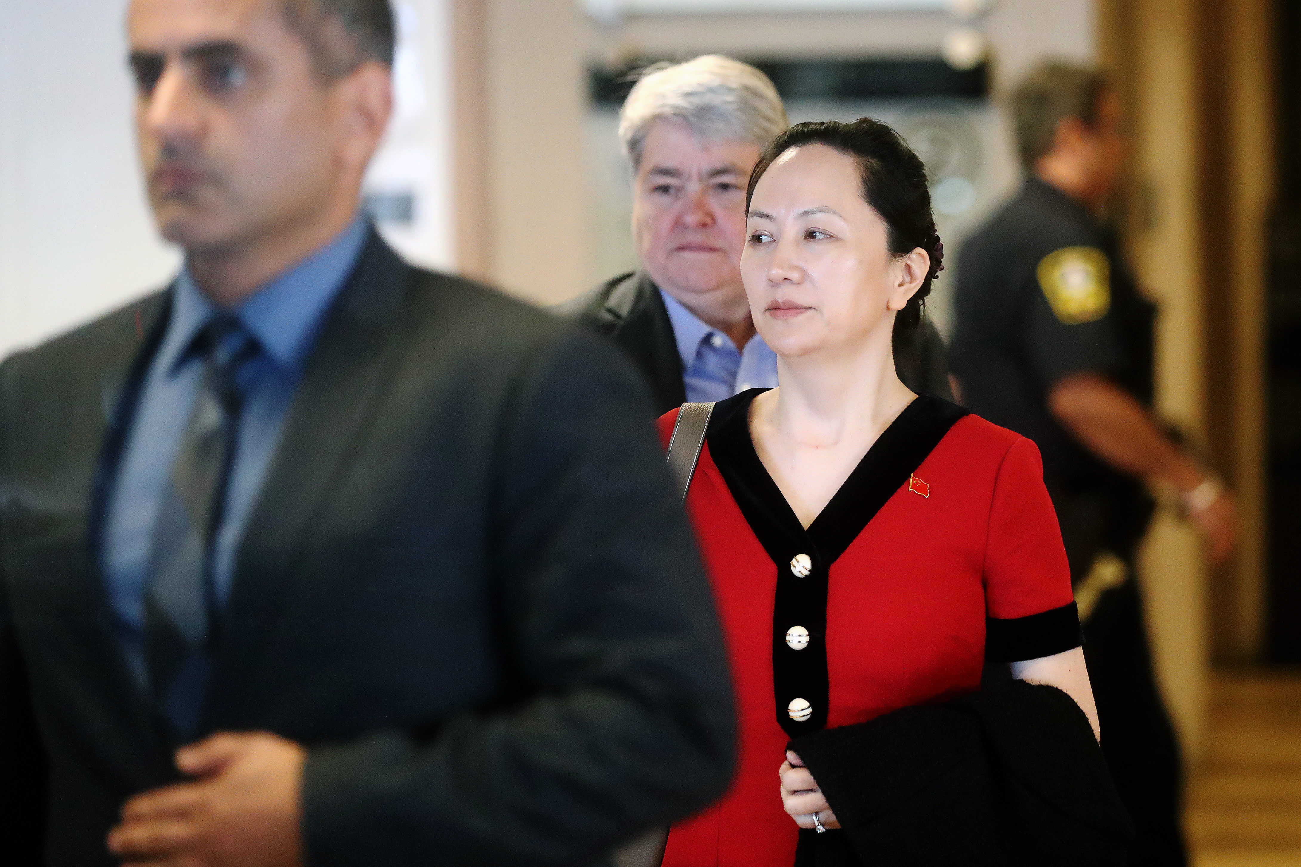Huawei CFO loses major battle in extradition fight...