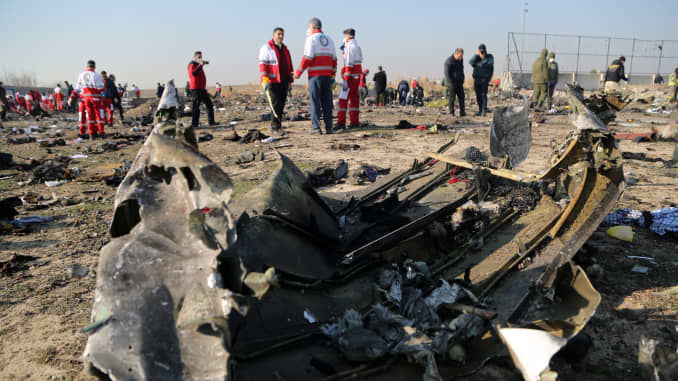 Image result for iran boeing 737 crash